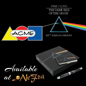 Available at NeFra, Assorted Writing Implements by ACME